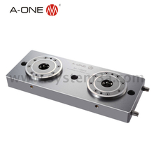 Centering base plate-double 3A-110006